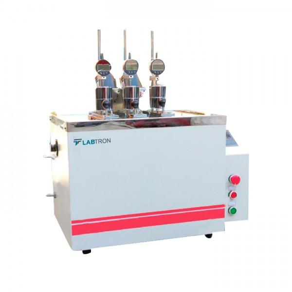 Temperatura de Reblandecimiento Vicat y máquina HDT TVHT-A10 Labtron
