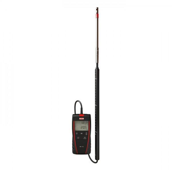 Termoanemómetro con Cable Caliente VT 110/ VT 115 Kimo
