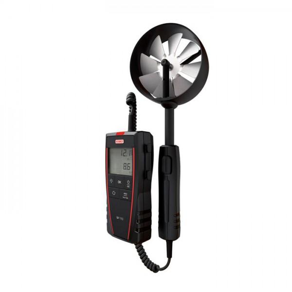 Termoanemómetro con Hélice LV 110/111/117 Kimo