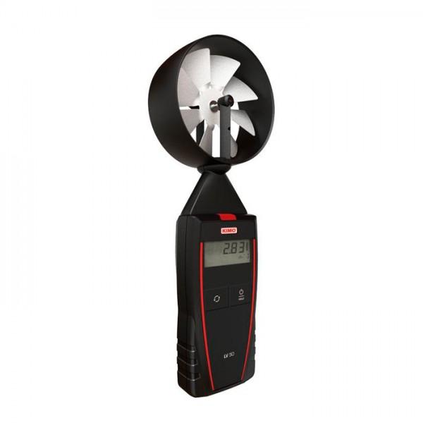 Termoanemómetro con Hélice LV50 Kimo