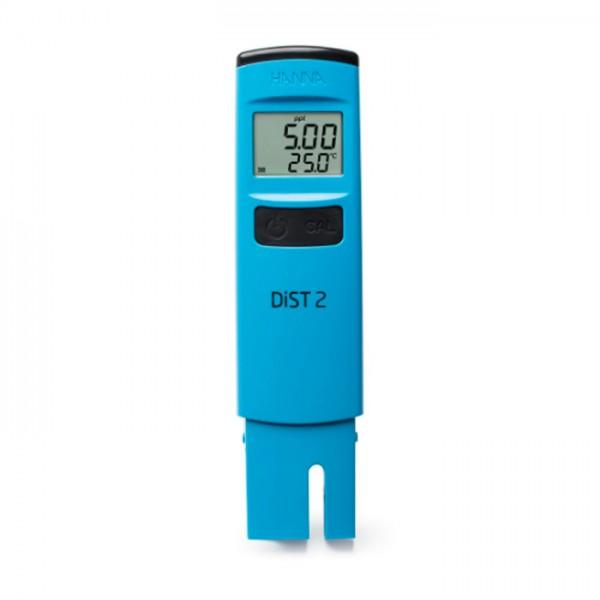 Tester DiST 2 Waterproof TDS (0.00-10.00 ppt) HI98302 Hanna