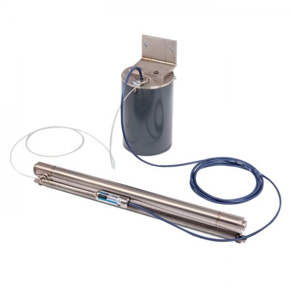 Transductor de Desplazamiento Crackmeter de Titanio (VW) 4420-1X-12.5 Geokon