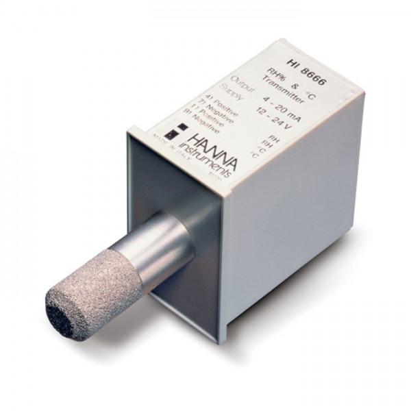Transmisor de Humedad relativa y temperatura HI8666 Hanna