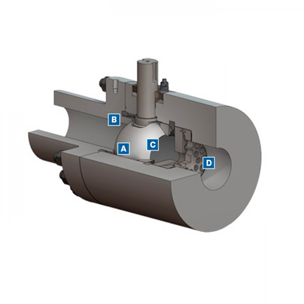 Válvula de Control Xactrol Mark II ValvTechnologies